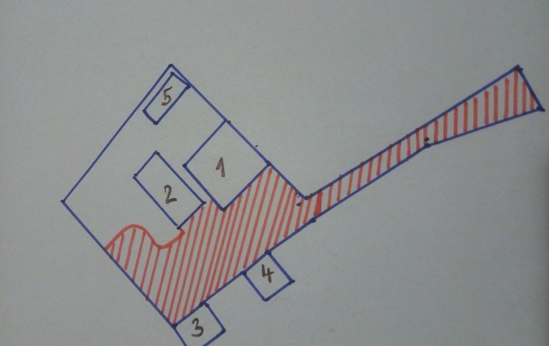 Plán polyfunkčného objektu