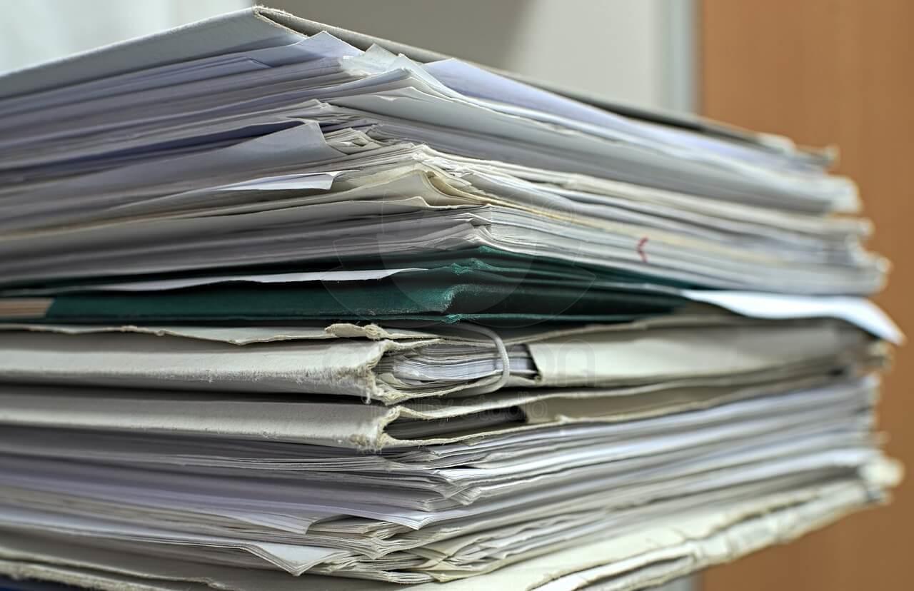 Dokumenty k znaleckému posudku